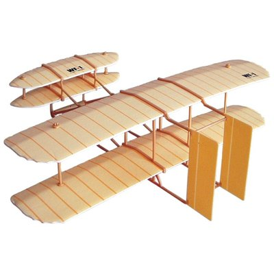 BE AMAZING MINI WRIGHT FLYER