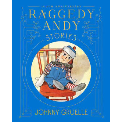 SIMON AND SCHUSTER RAGGEDY ANDY STORIES HB GRUELLE