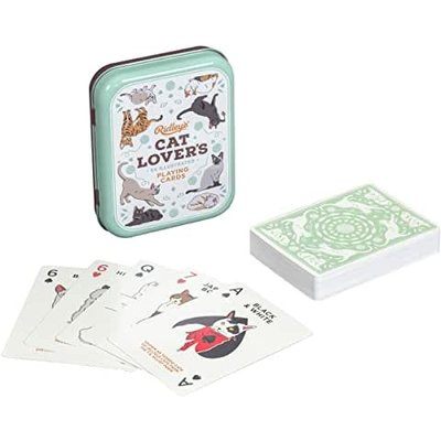 CAT LOVER PLAYING CARDS