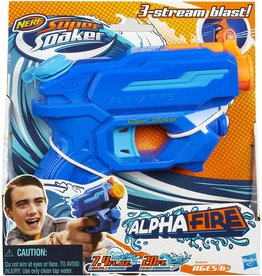 NERF NERF ALPHAFIRE WATER GUN