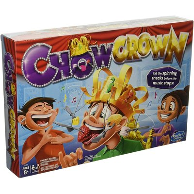 HASBRO CHOW CROWN GAME**