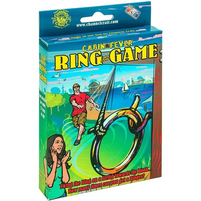CHANNEL CRAFT & ... RING ON A STRING