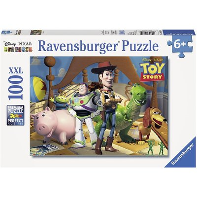 RAVENSBURGER USA TOY STORY 100 PC PUZZLE