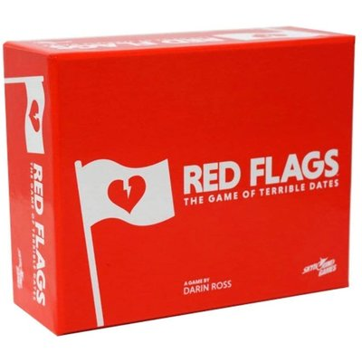SKYBOUND RED FLAGS GAME