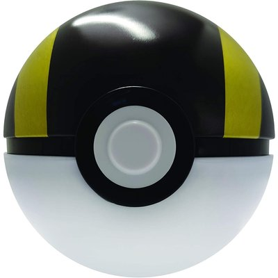 POKEMON INTERNATIONAL POKEMON POKE BALL TIN WAVE 4