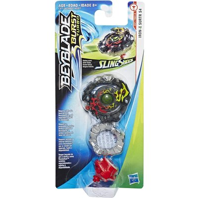 HASBRO BEYBLADE SLINGSHOCK SINGLE TOP*