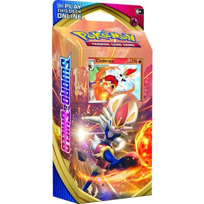 POKEMON INTERNATIONAL POKEMON: S&S1 SWORD & SHIELD TD