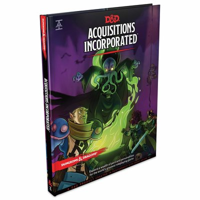 WIZARDS OF THE COAST D & D ACQUISITIONS INCORPORATED HB