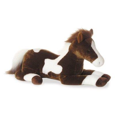 AURORA PAINT HORSE SUPER FLOPSIE