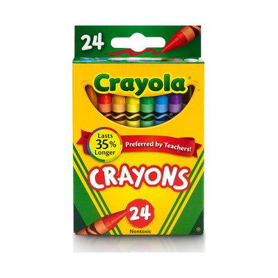 CRAYOLA CRAYOLA CRAYONS 24
