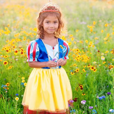 GREAT PRETENDERS SNOW WHITE TEA PARTY DRESS
