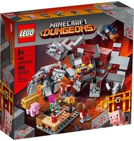 LEGO THE REDSTONE BATTLE MINECRAFT