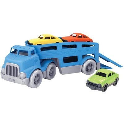 GREEN TOYS RECYCLED CAR CARRIER