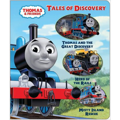 RANDOM HOUSE THOMAS AND FRIENDS: TALES OF DISCOVERY