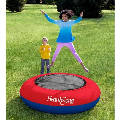 HEARTHSONG / EVERGREEN INFLATABLE TRAMPOLINE