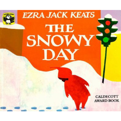 PENGUIN SNOWY DAY PB KEATS