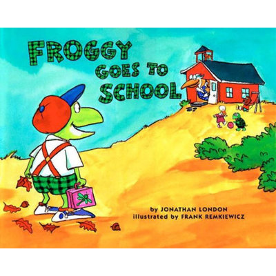 PENGUIN FROGGY GOES TO SCHOOL