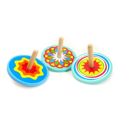 HOUSE OF MARBLES SPINNING TOP