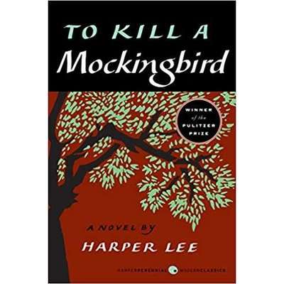 HARPER CLASSICS TO KILL A MOCKINGBIRD