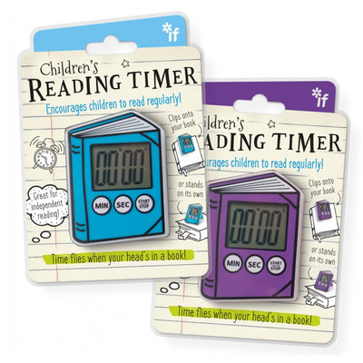 IF CHILD READING TIMER