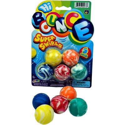 JA-RU SWIRL BOUNCE BALLS