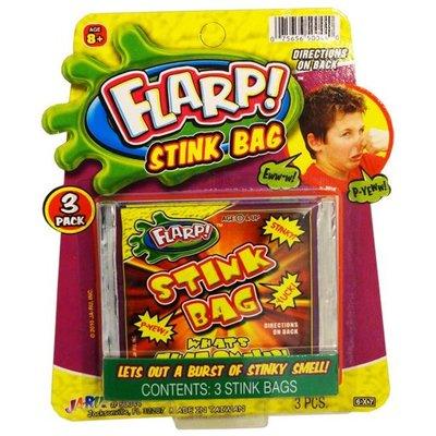JA-RU FLARP! STINK BAG