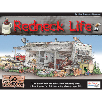 GUT BUSTIN' GAMES REDNECK LIFE GAME