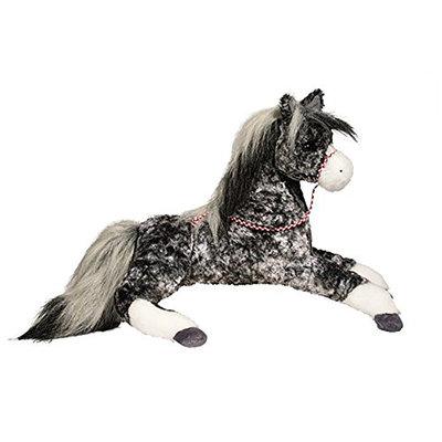 DOUGLAS COMPANY INC GRAY DAPPLE HORSE LARGE