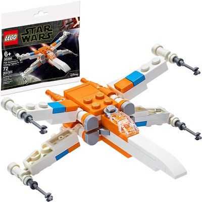 LEGO POE DAMERON'S X-WING FIGHTER