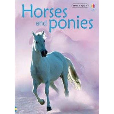 EDC PUBLISHING HORSES AND PONIES