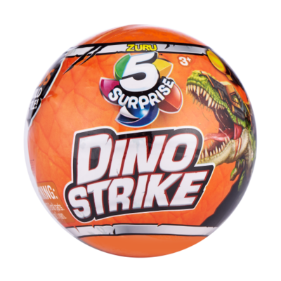 ZURU 5 SURPRISE DINO STRIKE SERIES 1