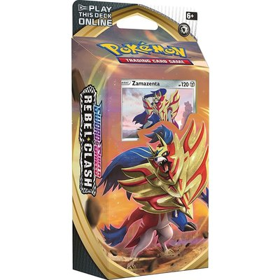 POKEMON INTERNATIONAL POKEMON REBEL CLASH TD
