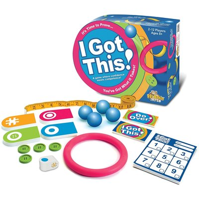 FAT BRAIN TOY I GOT THIS GAME