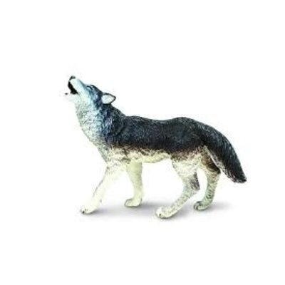 SAFARI GRAY WOLF SAFARI