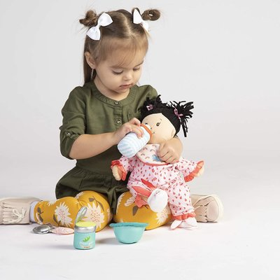 MANHATTAN TOY DOLL FEEDING SET