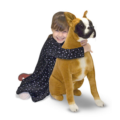 MELISSA AND DOUG BOXER LARGE