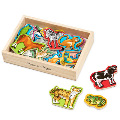 MELISSA AND DOUG MAGNETIC ANIMALS IN BOX