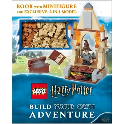 DK PUBLISHING LEGO HARRY POTTER BUILD YOUR OWN ADVENTURE HB DK