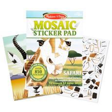 MELISSA AND DOUG MOSAIC STICKER PAD