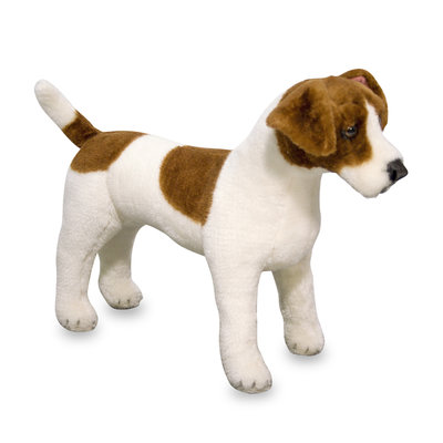 MELISSA AND DOUG JACK RUSSELL TERRIER M & D