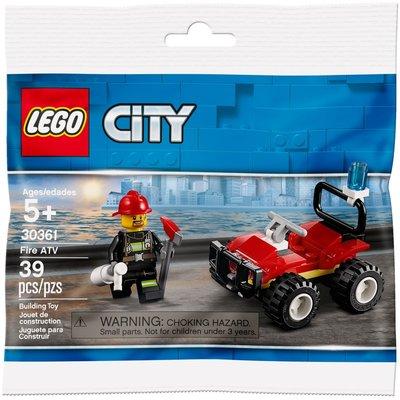 LEGO FIRE ATV