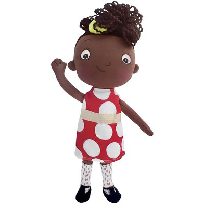 MERRY MAKERS ADA TWIST SCIENTIST PLUSH