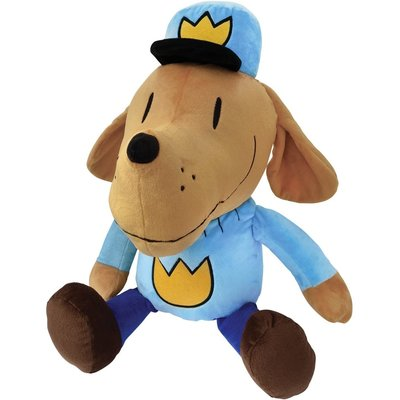 MERRY MAKERS DOG MAN GIANT PLUSH