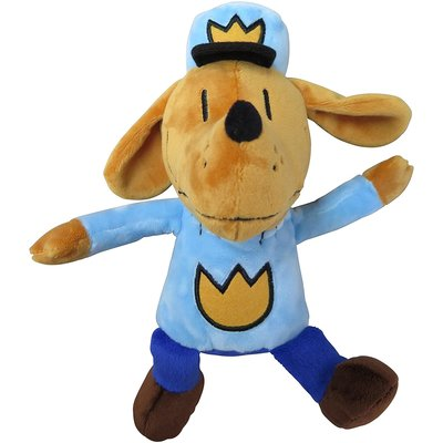 MERRY MAKERS DOG MAN PLUSH