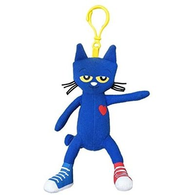 MERRY MAKERS PETE THE CAT BACKPACK PULL**
