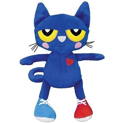 MERRY MAKERS PETE THE CAT JR DOLL