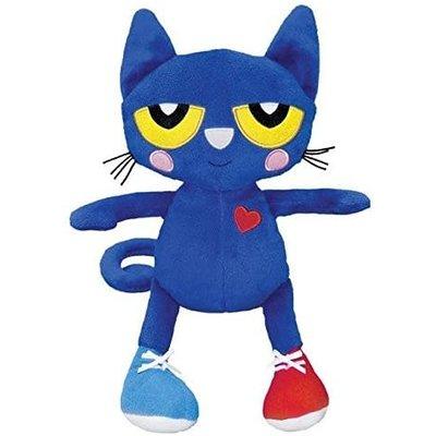 MERRY MAKERS PETE THE CAT JR PLUSH