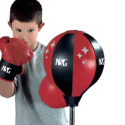 NATIONAL SPORTING GOODS JR BOXING SET