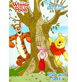MASTER TOY CARTOON INSPIRED COLORING BOOKS WINNIE THE POOH