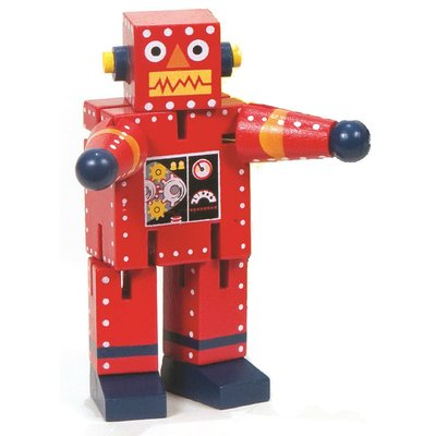ORIGINAL TOY COMPANY MINI ROBOT X-7